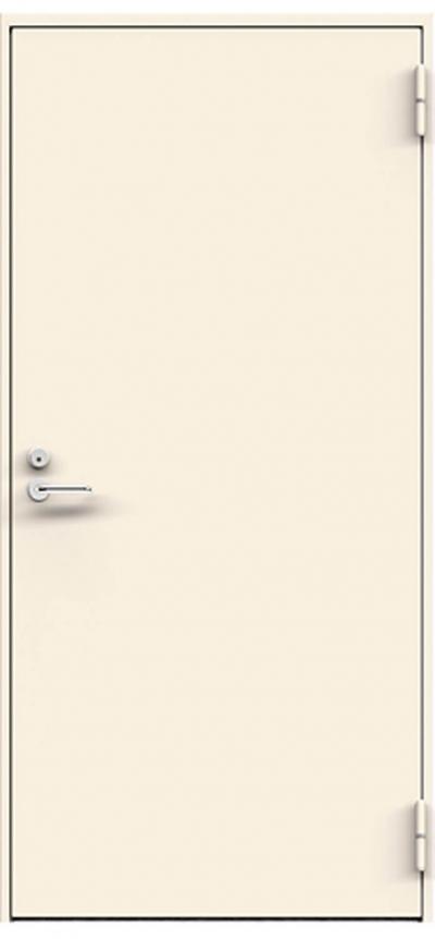 heli- ja tulekindel uks metall EI30 36db