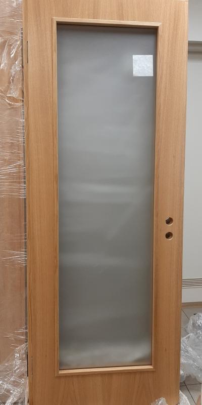Radiaalse tammespooniga klaasiga siseuks